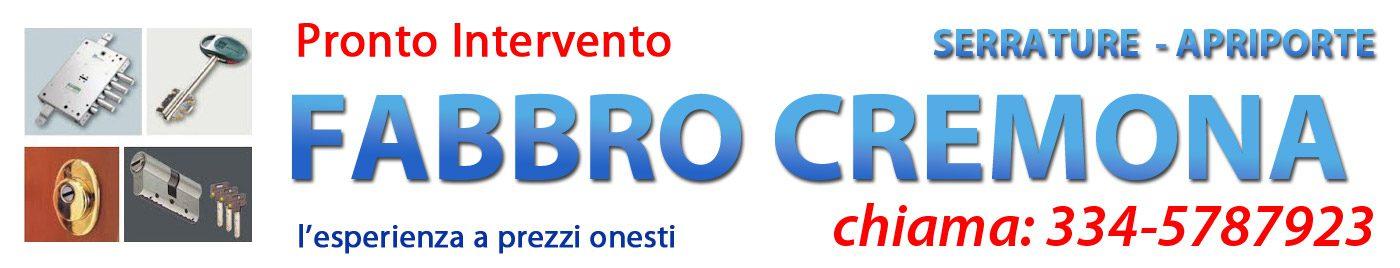 Fabbro Cremona – pronto intervento 24/7